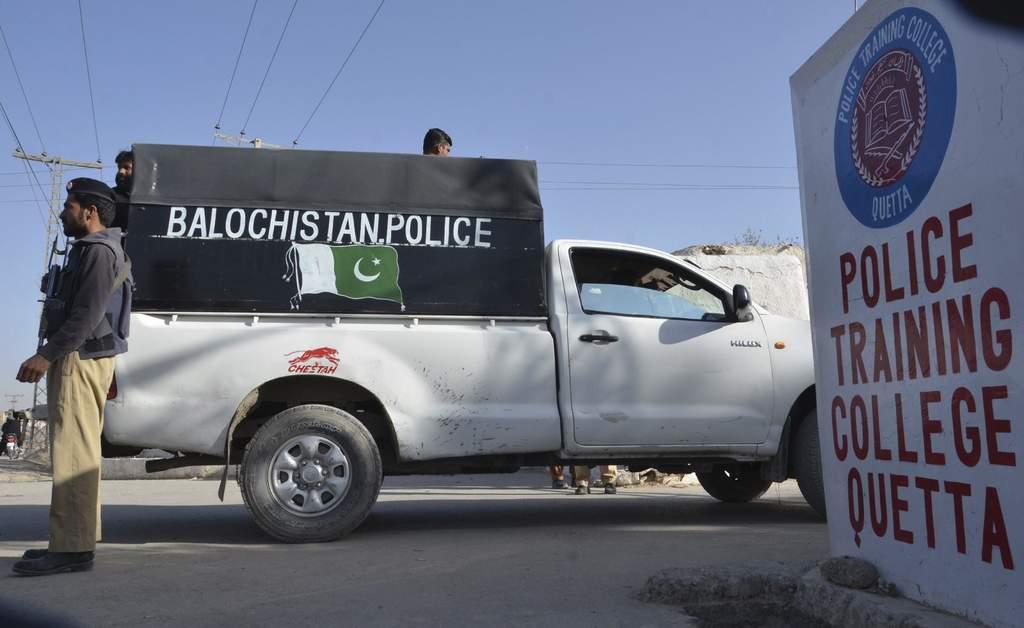 Reivindica Estado Islámico ataque en academia de policía en Pakistan