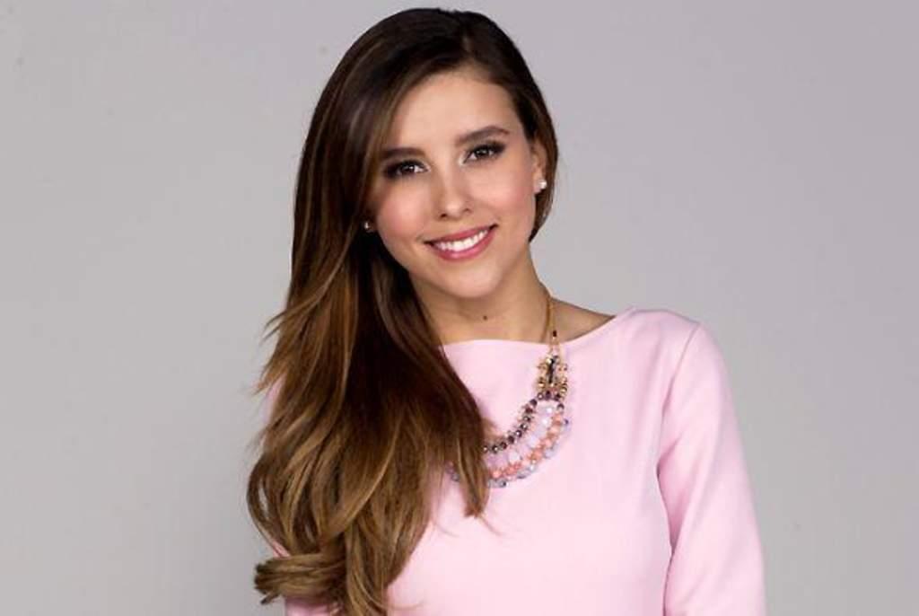 Paulina Goto probará suerte en el cine con la cinta El diamante rojo