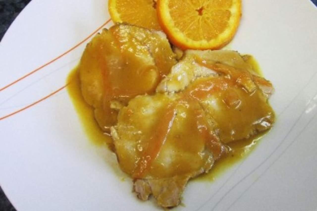 Lomo a la naranja al horno - Pavo ala naranja al horno ...