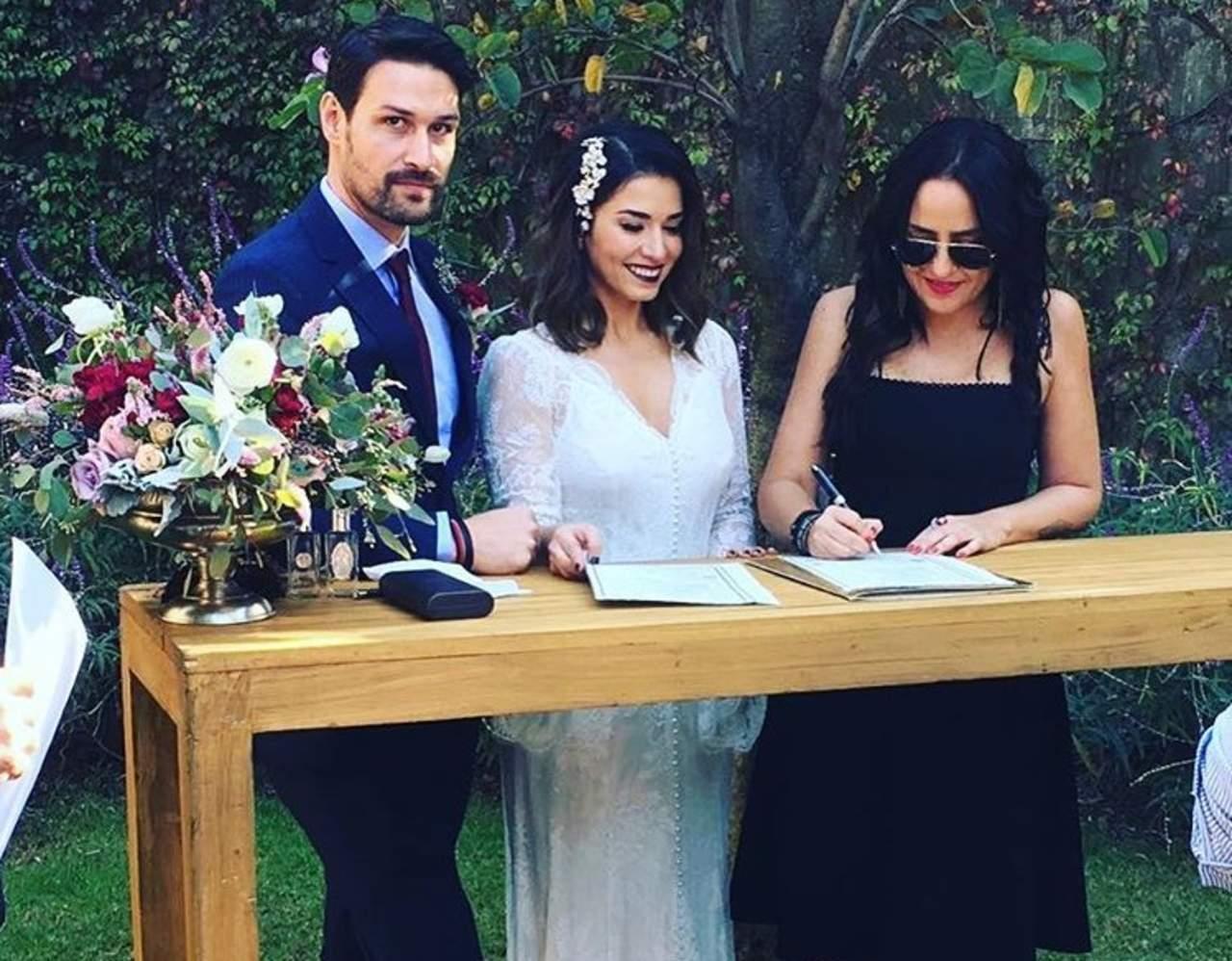 Parejas de famosos que se casaron en el 2016 (Segunda parte)