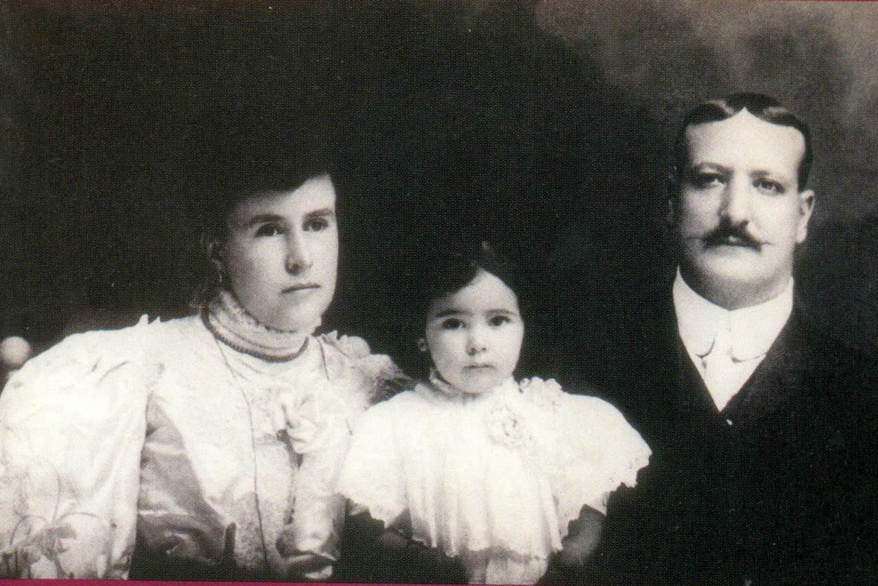 Dolores del Río en Nazas