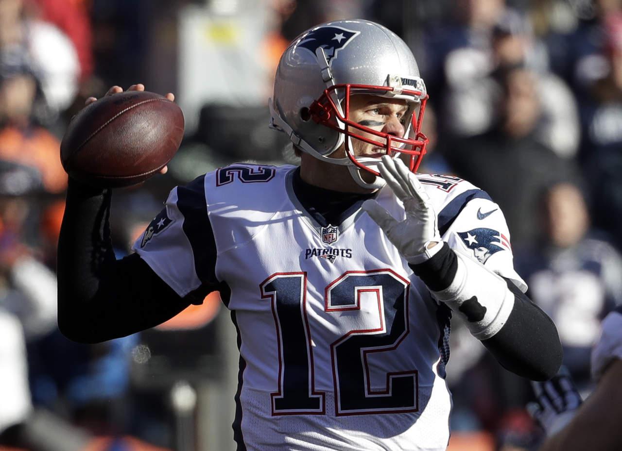 Tom Brady jugará su partido 32 de postemporada