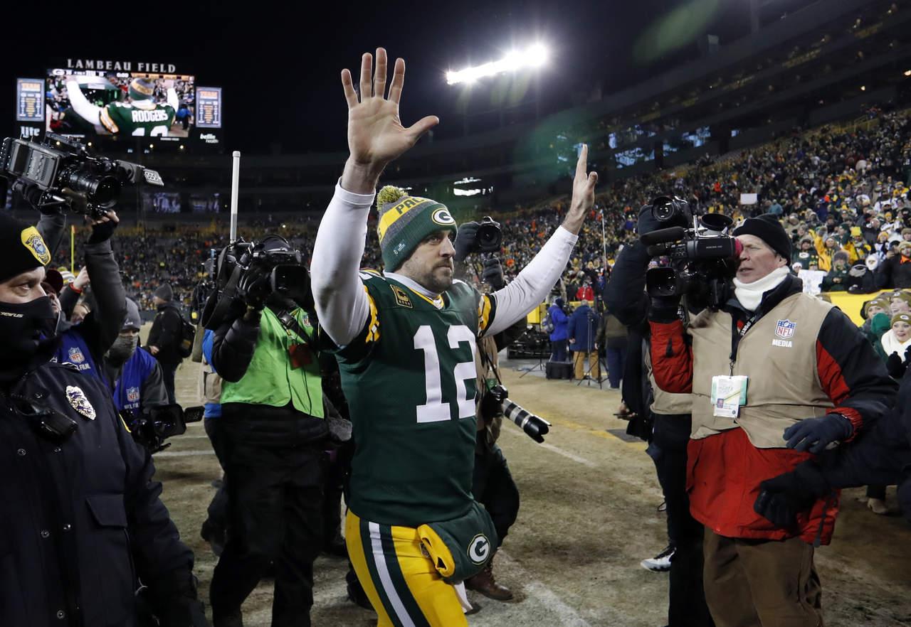 Ronda de comodines registra desigualdad histórica en playoffs de NFL