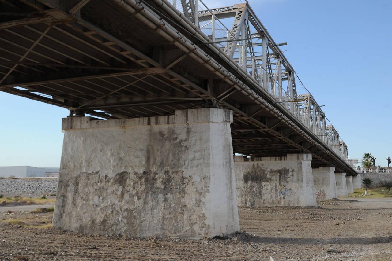 Restaurarán Puente Plateado y Solidaridad