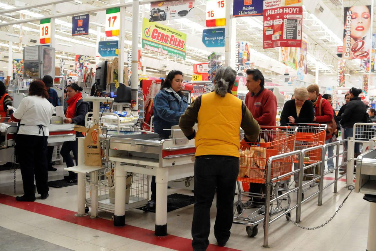 Sube el consumo 3 % en octubre