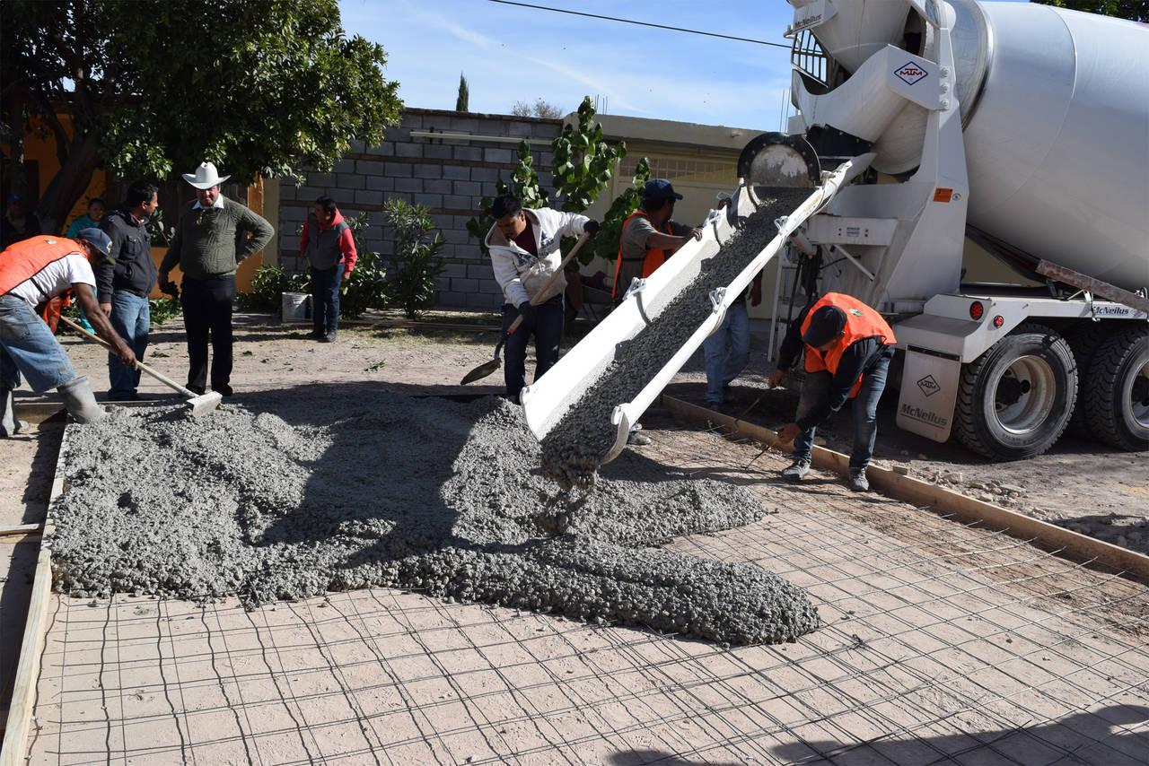 Inician obras en la colonia Isaura Chávez