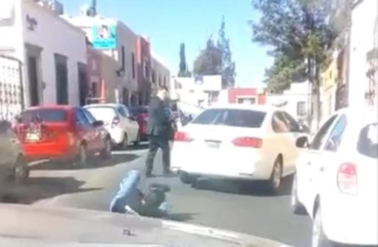 Cae agresor de taxista en Durango
