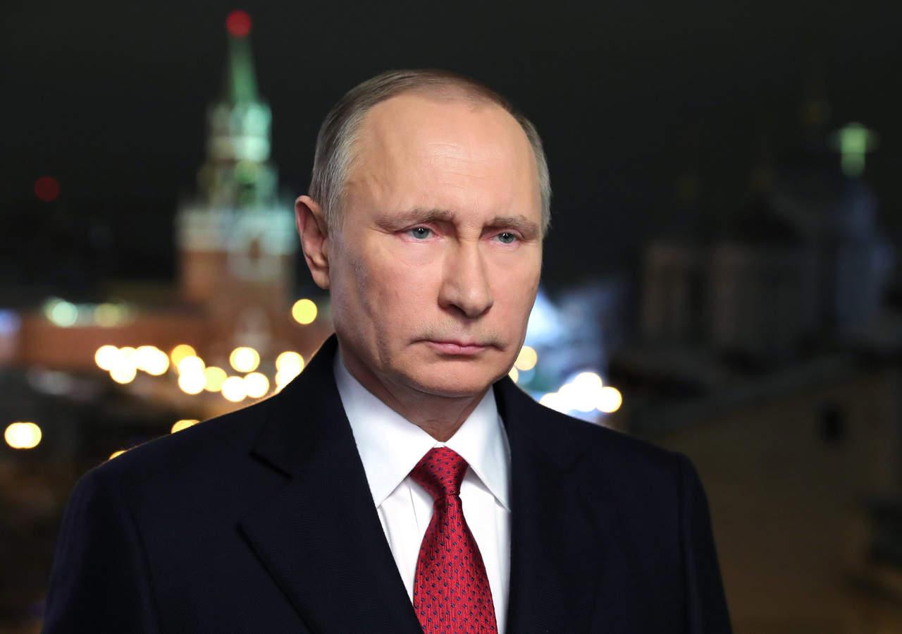 Niega Rusia tener información comprometedora contra Trump