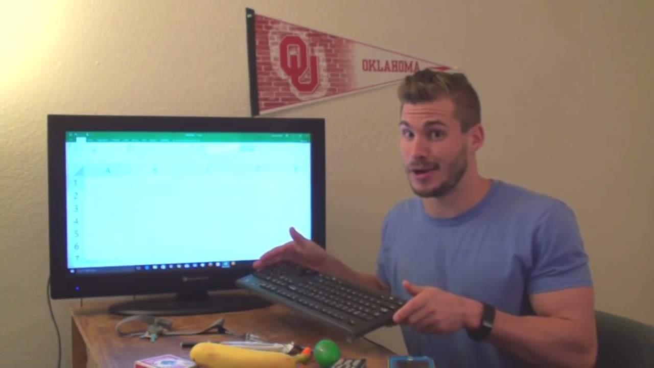 9 horas presionando un botón para saber cuántas filas tiene Excel
