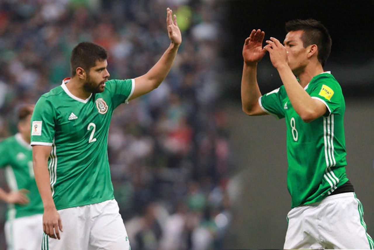 Para Osorio, Araujo y Lozano deberían jugar en Europa