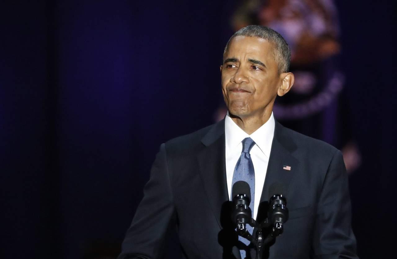 Tuit de despedida de Obama, el más popular