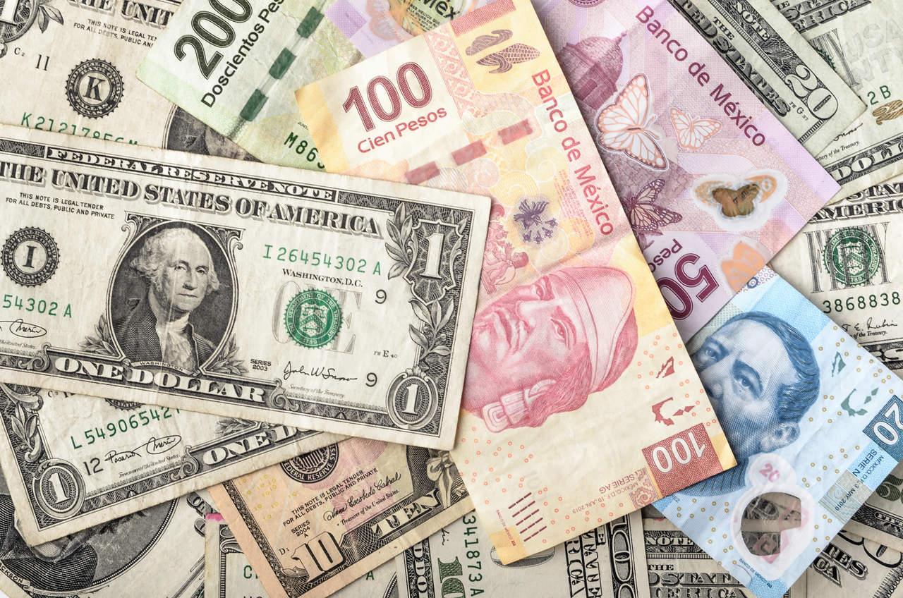 Cotiza dólar en $22.10 tras conferencia de Trump