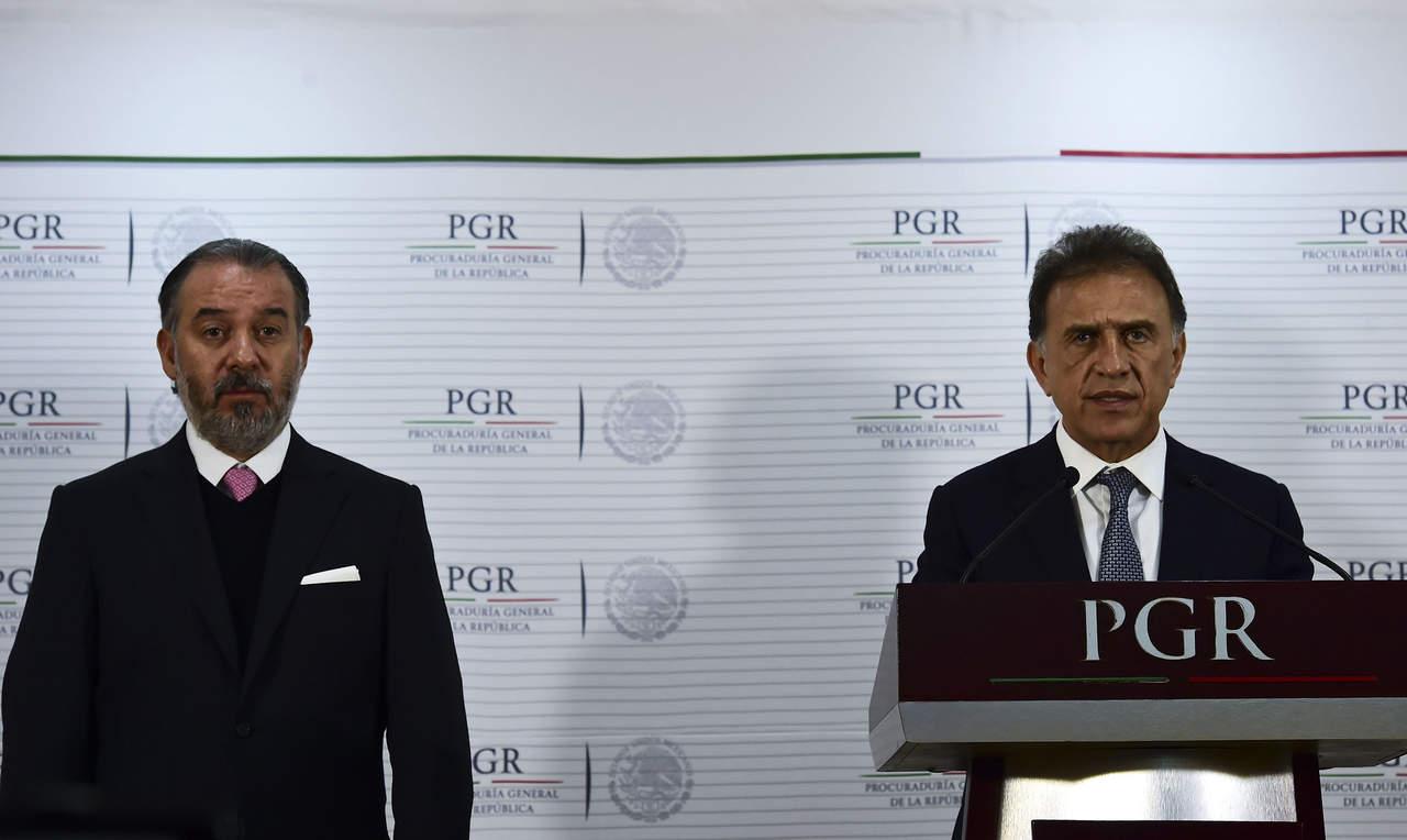 Asegura Yunes que la PGR detectó más propiedades de Duarte
