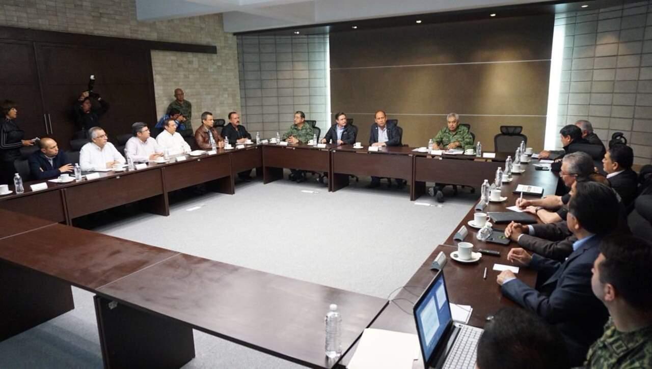 Coahuila y Durango tendrán mesa de seguridad ciudadana