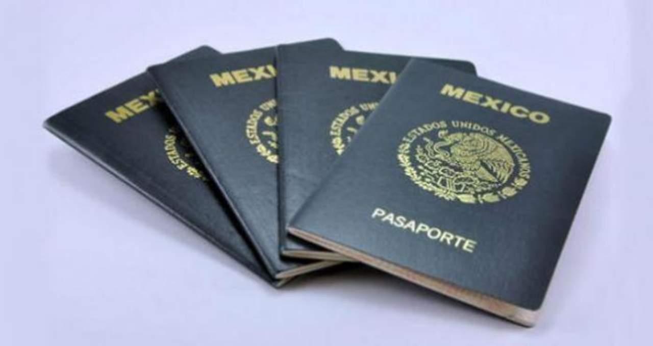 Confunde apoyo en pasaportes