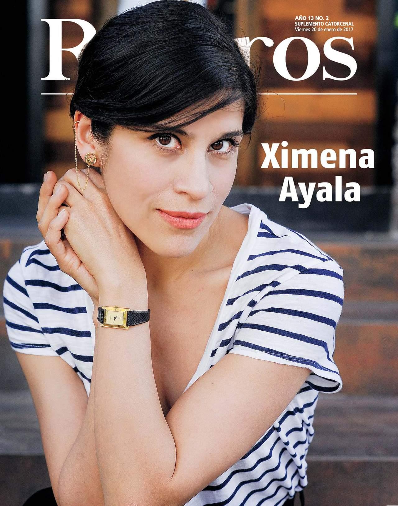 Ximena Ayala Nude Photos 38