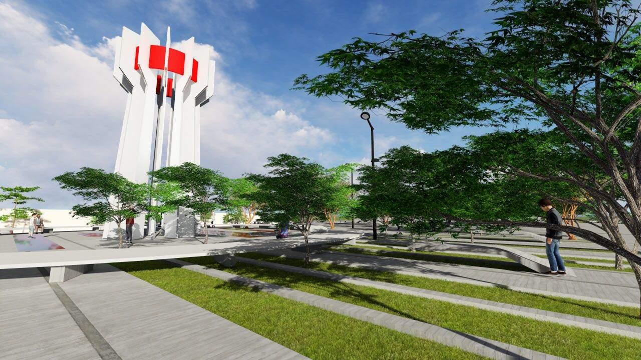 Reubicación temporal del monumento al Torreón no es ilegal: JCCH