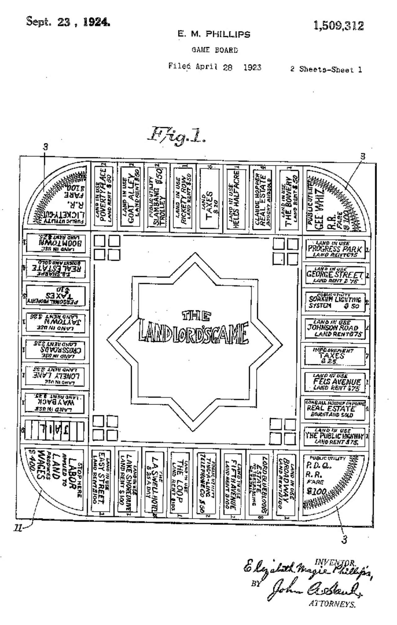 Monopoly, alertar a la gente de forma lúdica