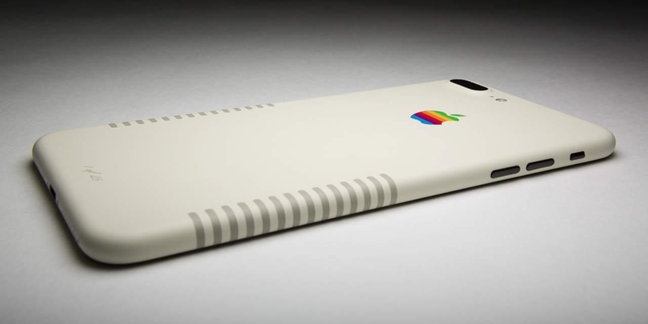 Llega el nuevo iPhone 7 Retro
