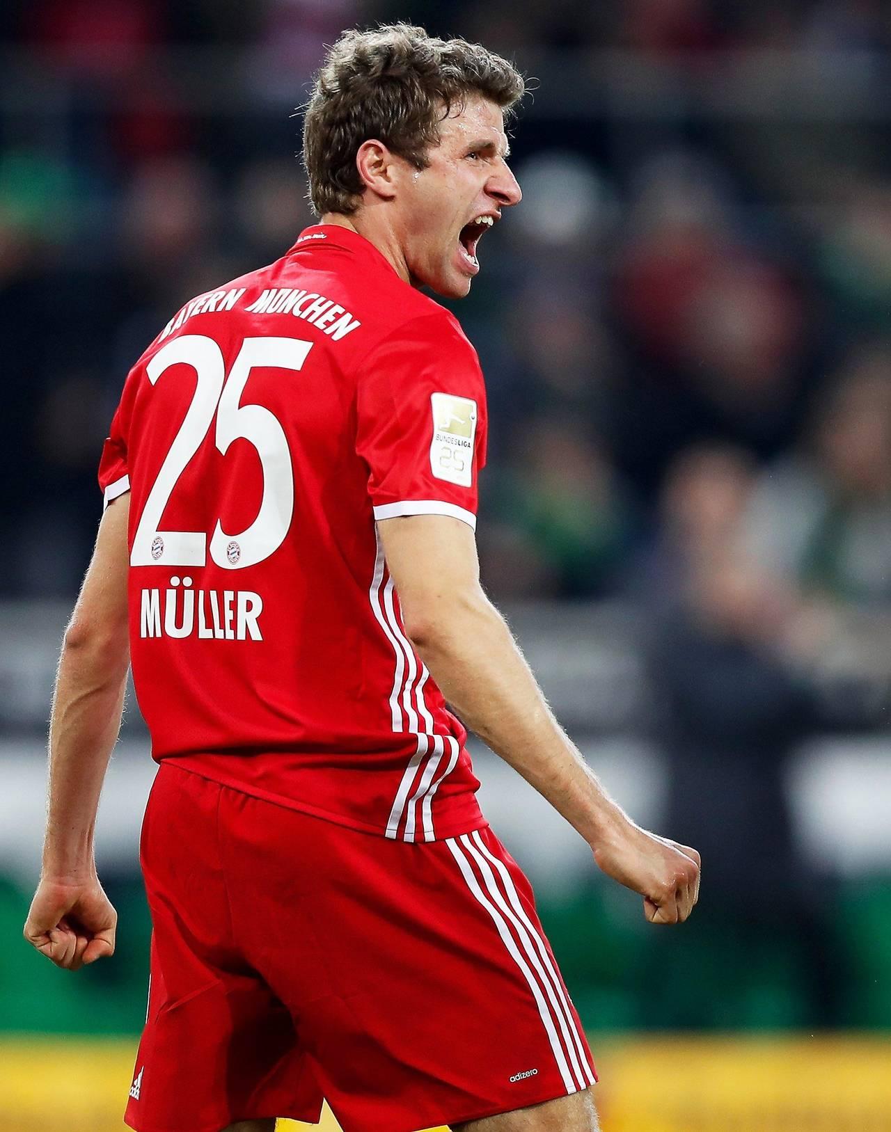 Bayern Múnich se aleja en la cima de la Bundesliga