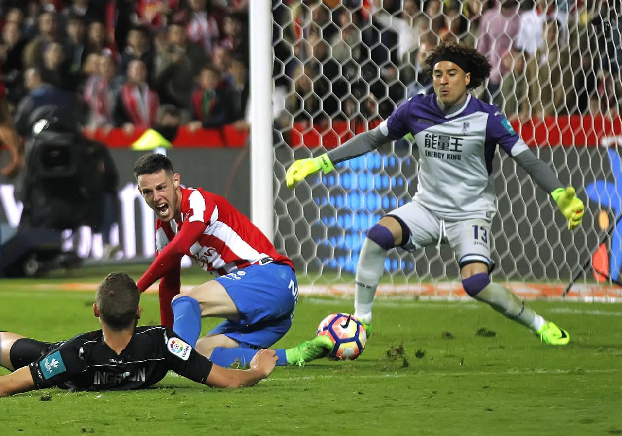Granada pierde importante partido ante el Gijón