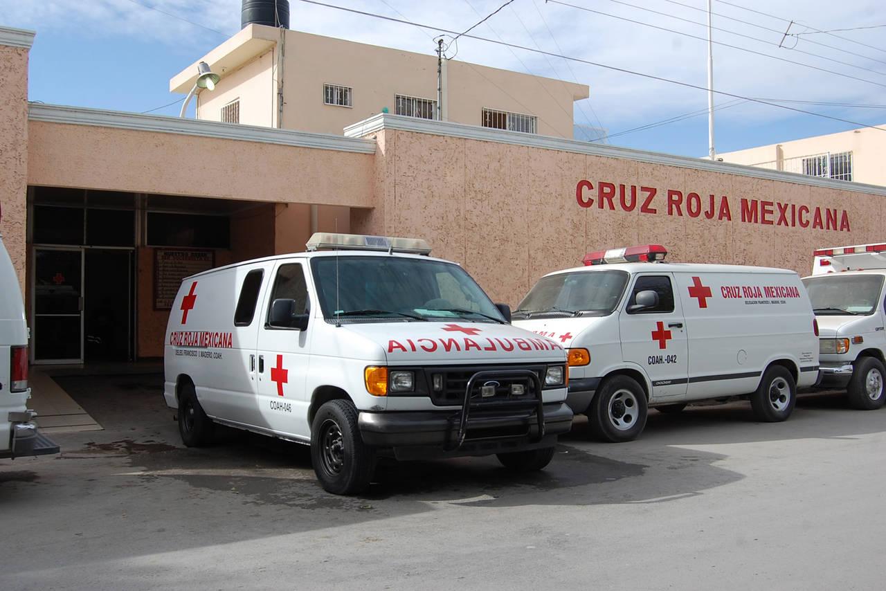 Llama Cruz Roja a aportar en colecta