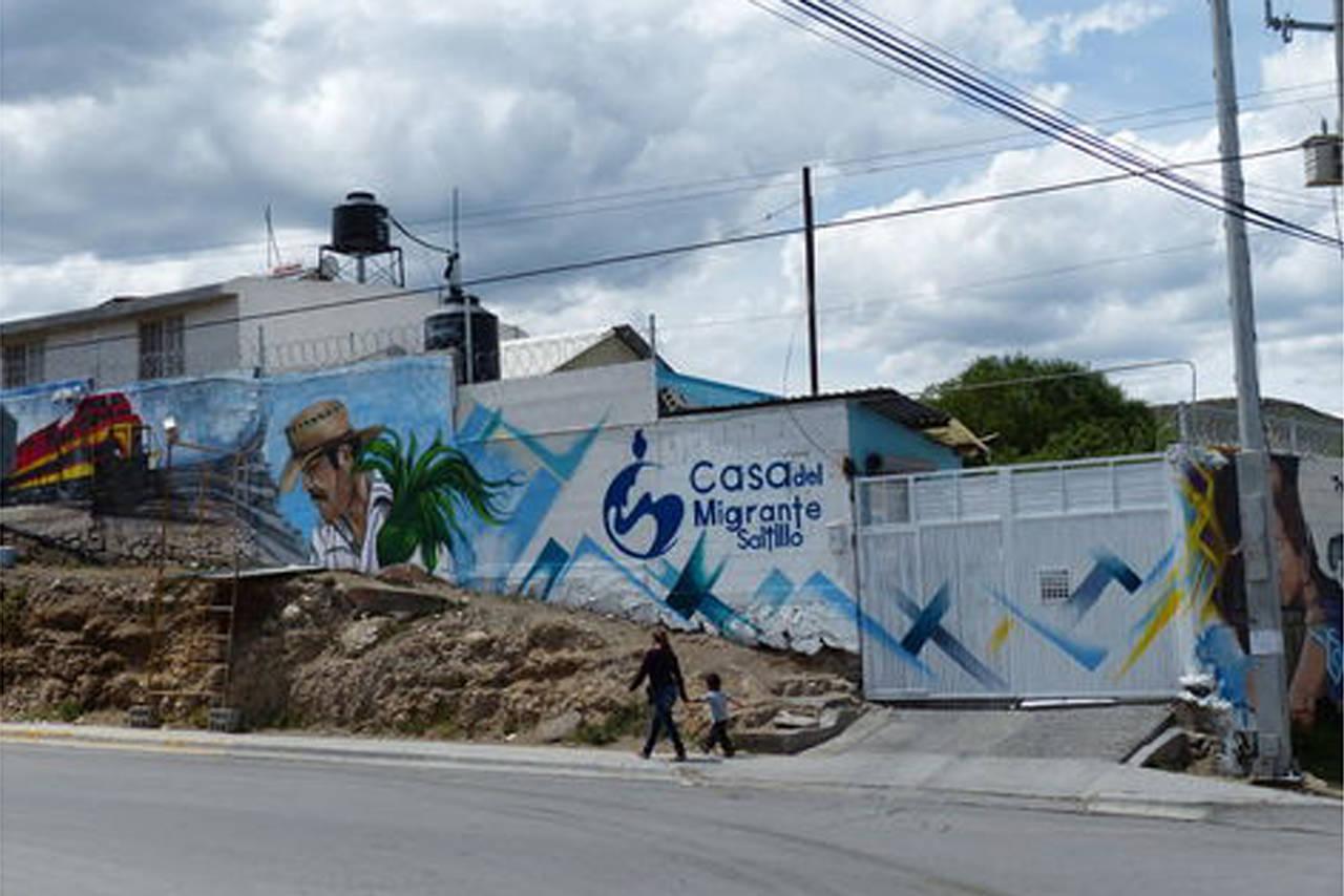 Adeuda Casa del Migrante a Agsal