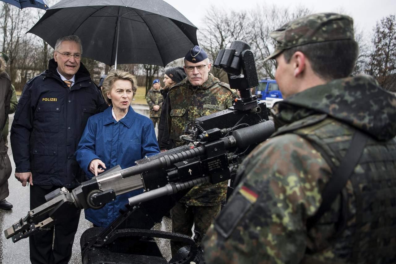 Alemania niega que deba dinero a la OTAN