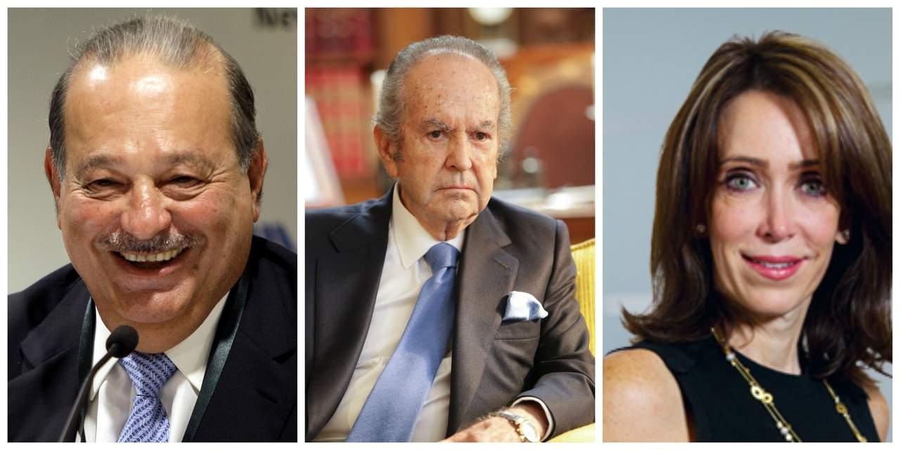 Los 15 mexicanos más ricos, según Forbes