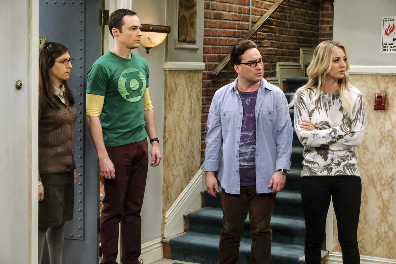 The Big Bang Theory tendrá 2 temporadas más