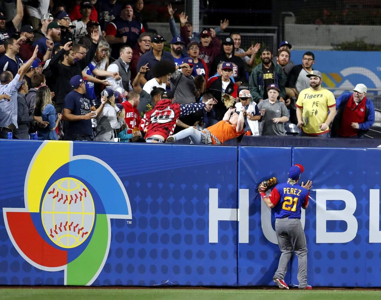 Clásico Mundial de Beisbol cuenta con récord de asistencia