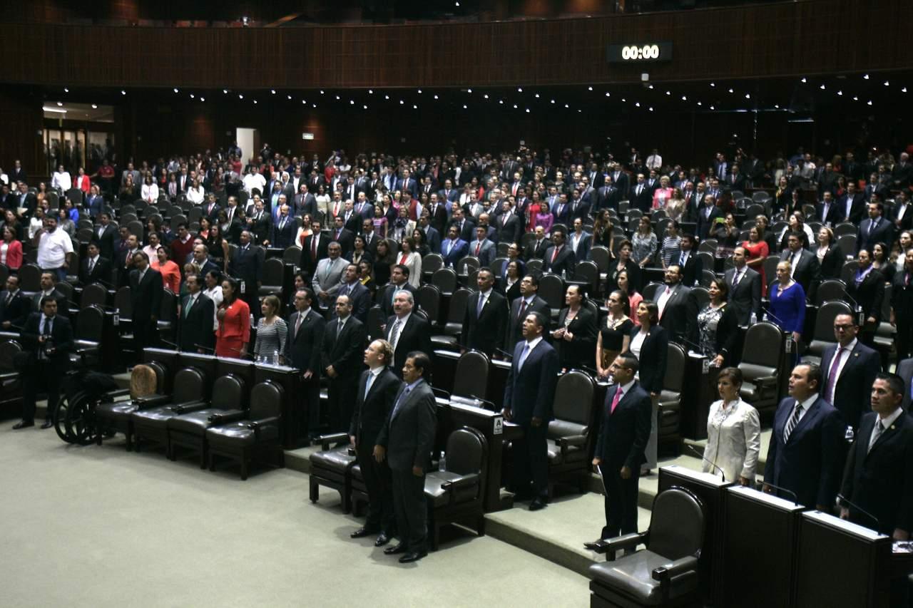 Diputados reciben lista final de aspirantes a consejeros electorales