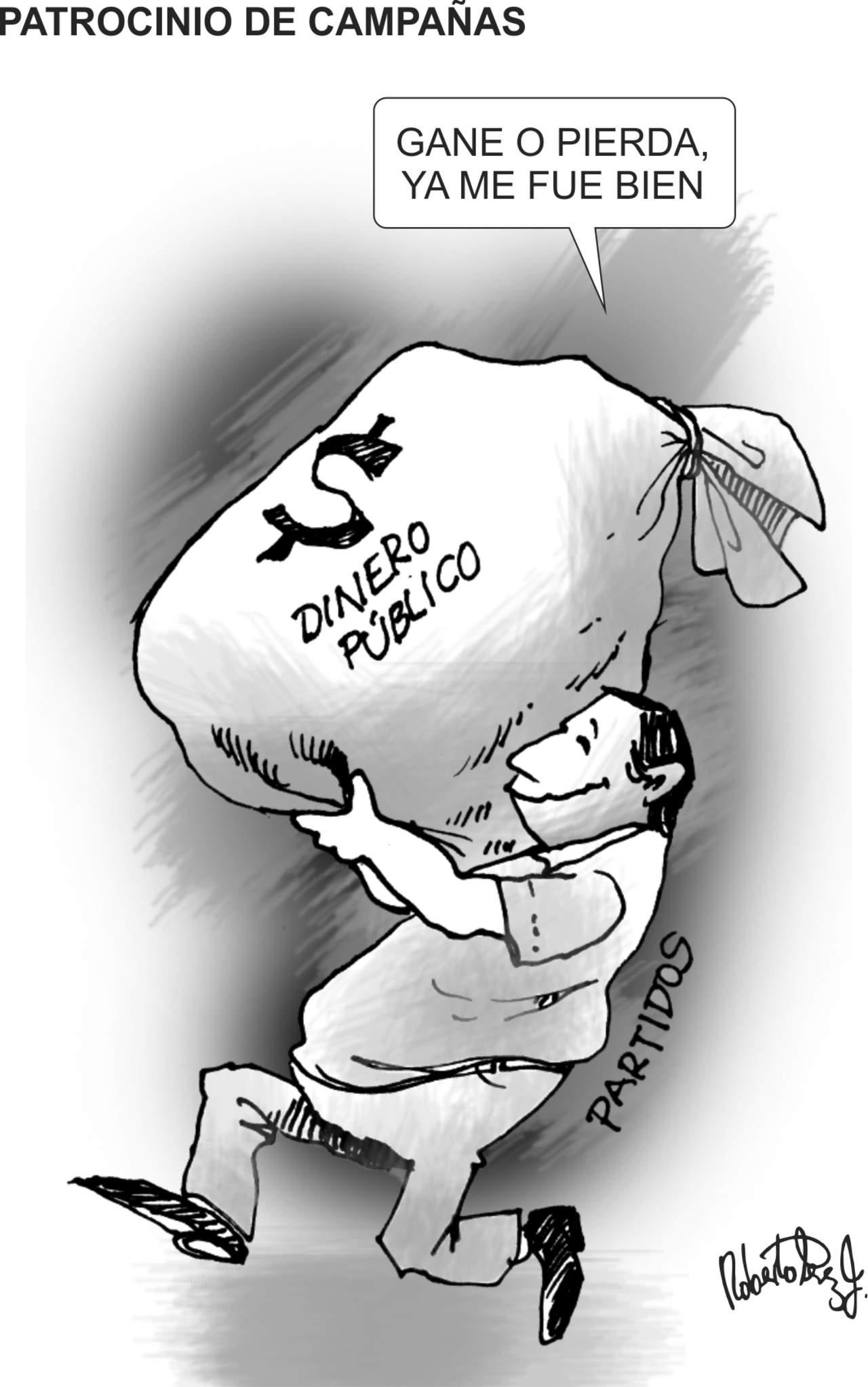 Cartón de R. Pérez