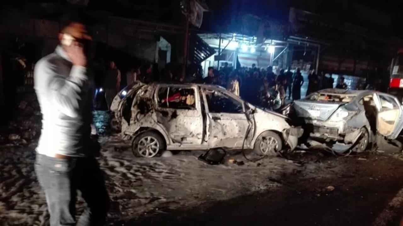 Explota coche bomba en barrio de Bagdad