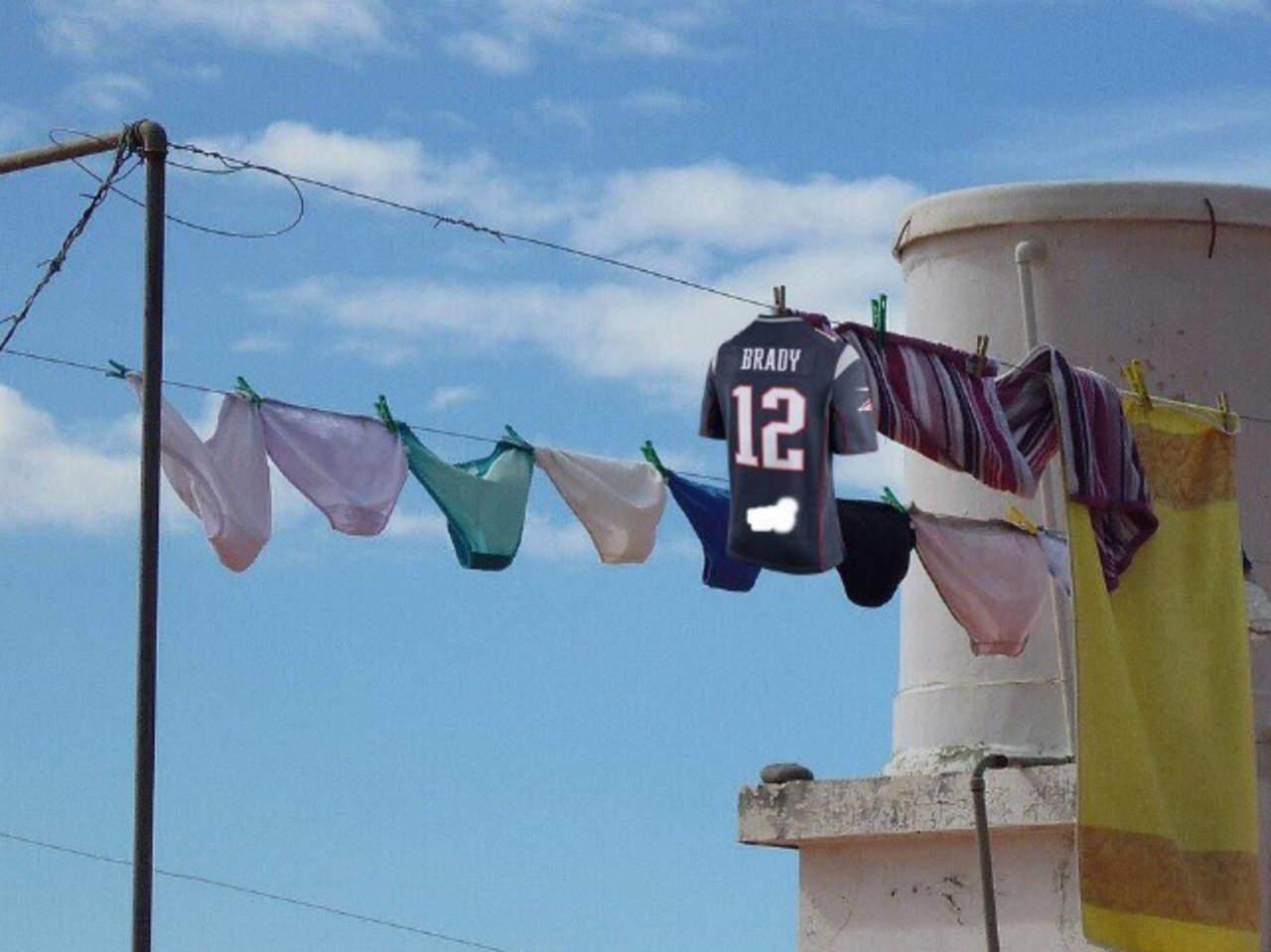 Mexicano robó jersey de Brady