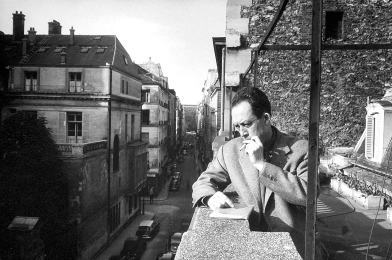 Albert Camus: el hombre rebelde