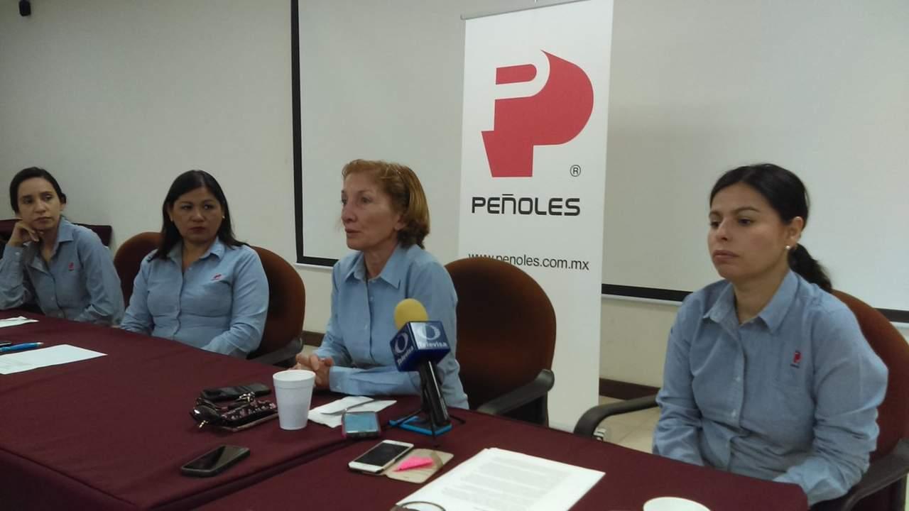 Patrocinará Peñoles a equipos ganadores del regional de FIRST