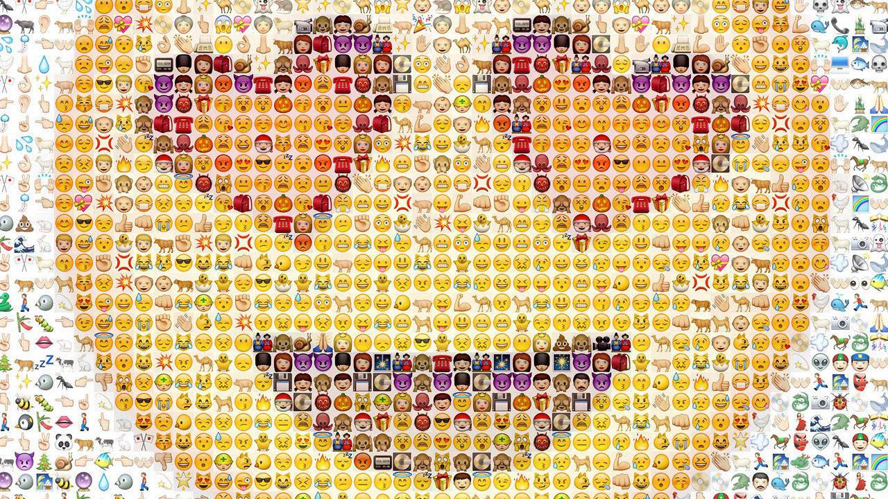 Plasma en emojis las emociones de la vida