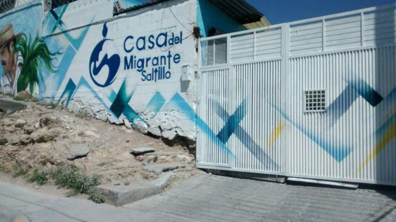 Son reincidentes el 90 de los indocumentados casa del for Mural de la casa del migrante