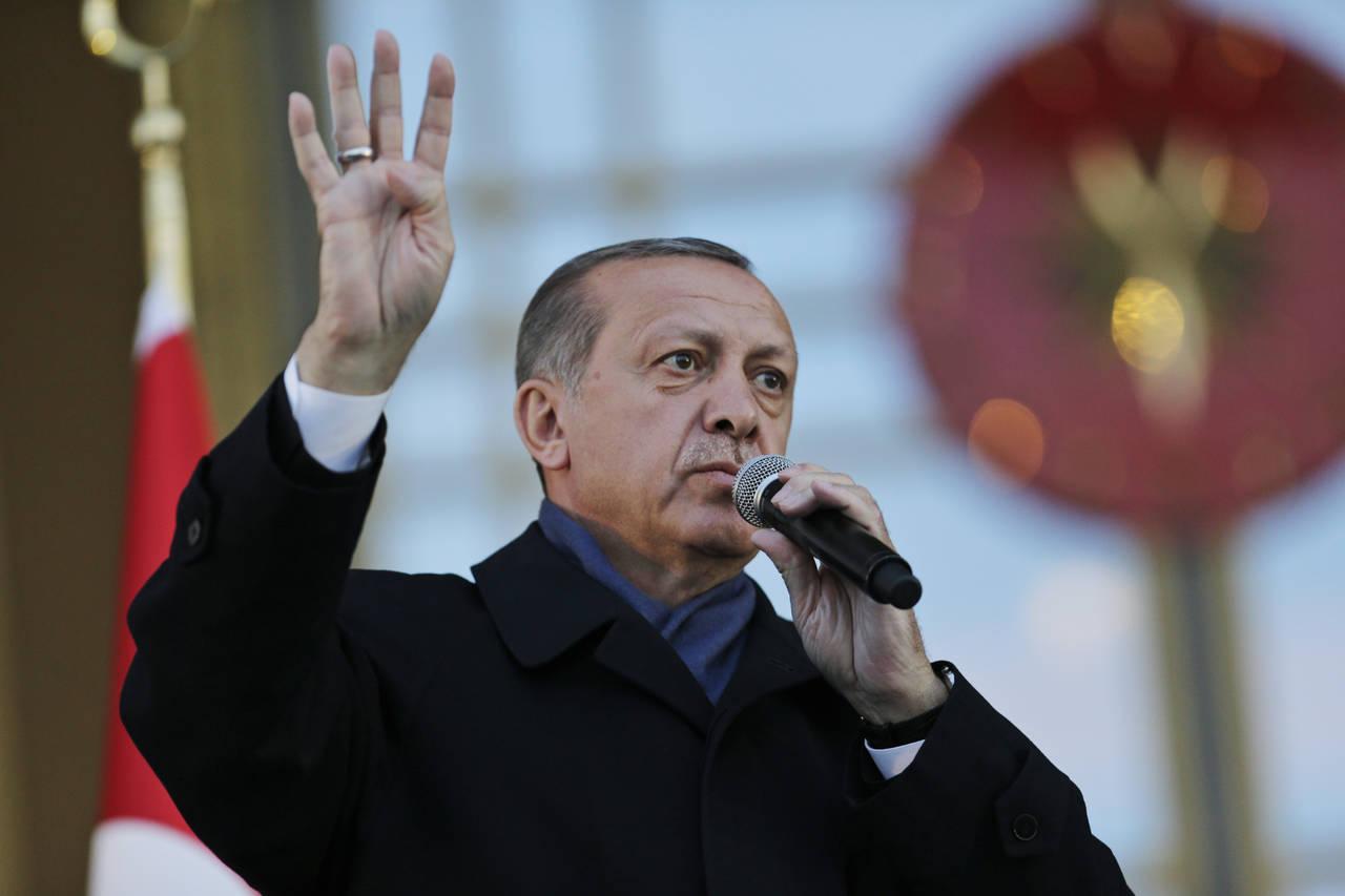 Rechazan anulación de referendo turco