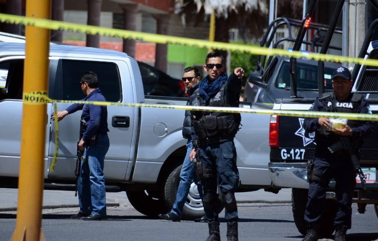 Tras tiroteo, hallan 1,500 casquillos percutidos