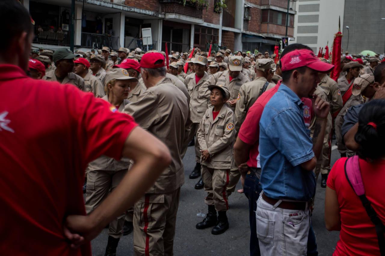 Alarmada, la CIDH por el aumento de milicias civiles