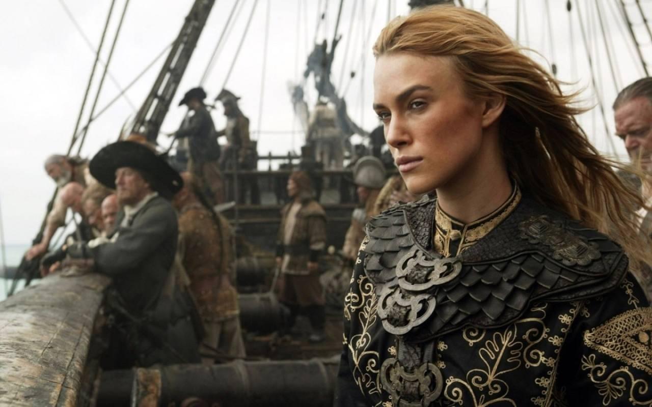 Keire Knightley vuelve a Piratas del Caribe
