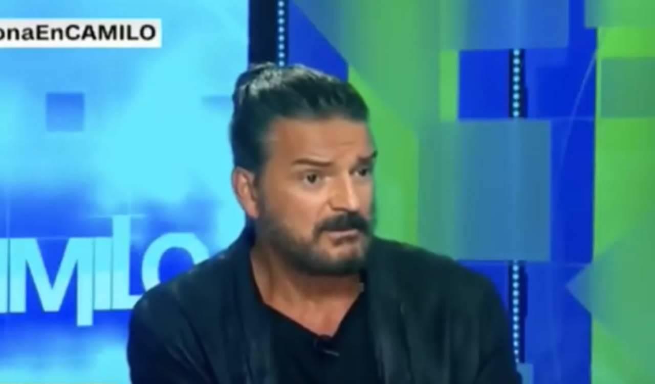 Arjona abandona entrevista tras preguntas incómodas