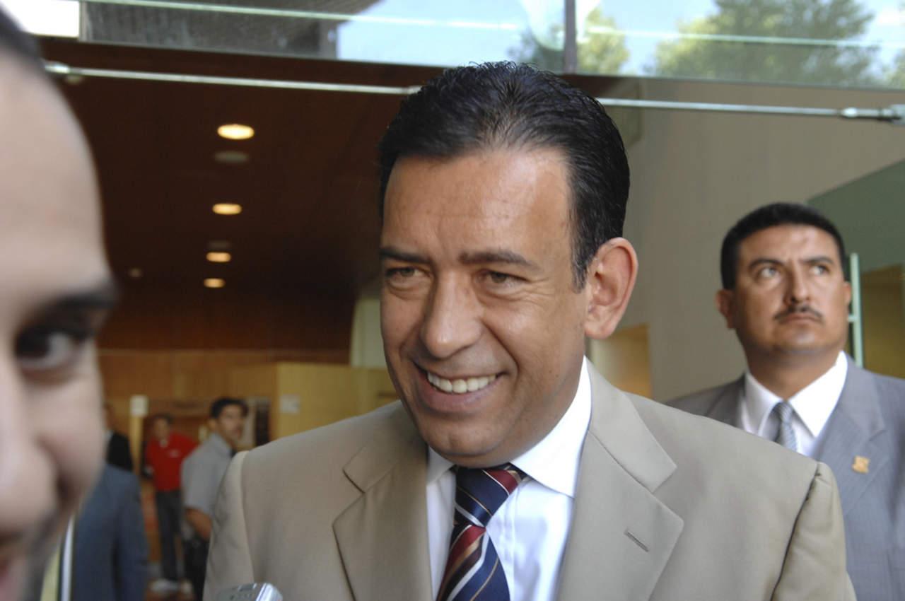 Estado calla ante exoneración a Humberto Moreira