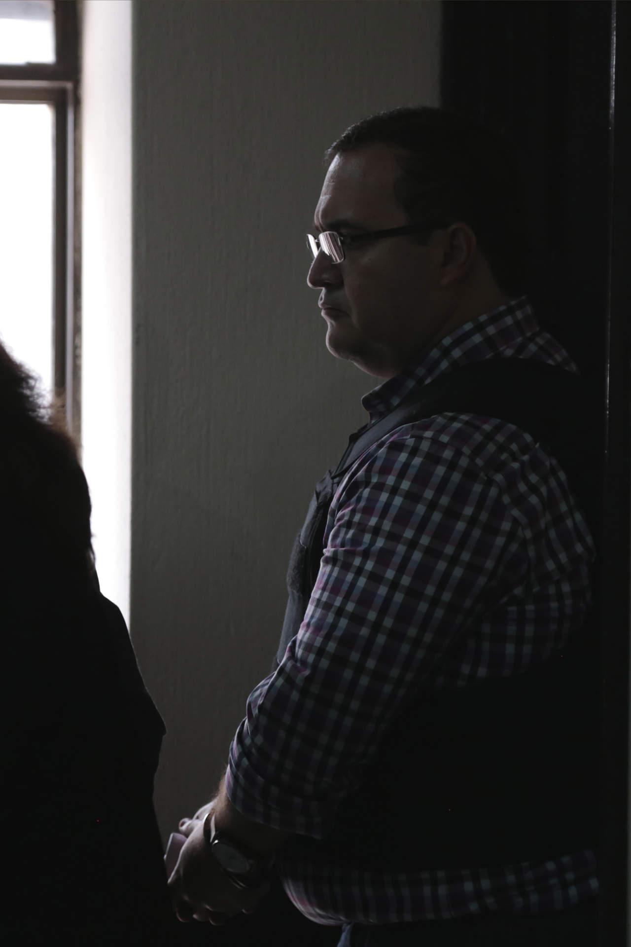 México presentará solicitud de extradición de Duarte la próxima semana