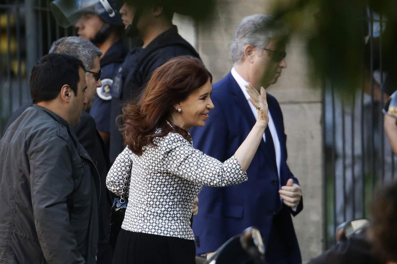 Fernández de Kirchner realiza gira a Grecia, Bélgica y Reino Unido