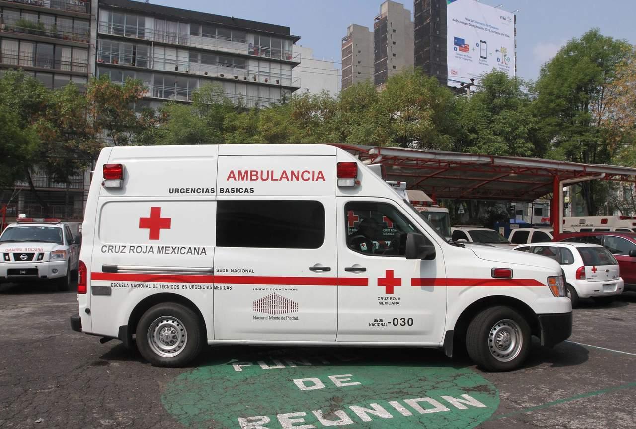Niegan secuestro de socorristas de Cruz Roja en Sinaloa
