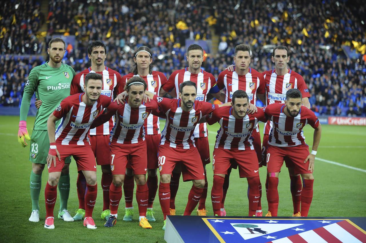 Atlético de Madrid sería rival del Toluca en su Centenario