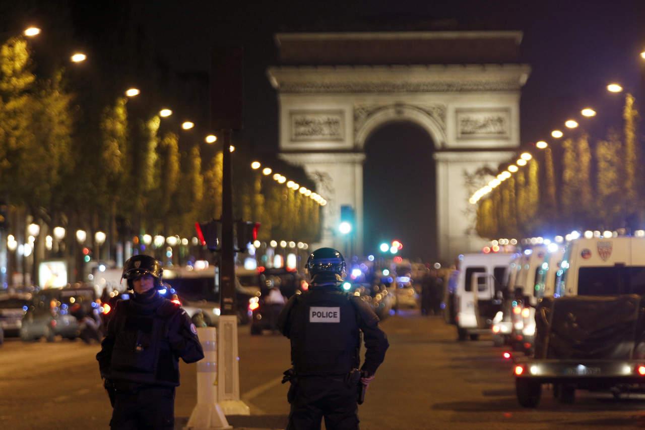 Se adjudica EI atentado en París